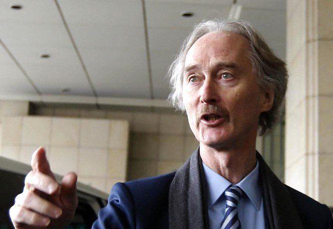پدرسون خواستار آغاز گفتگوهای قانون اساسی سوریه شد