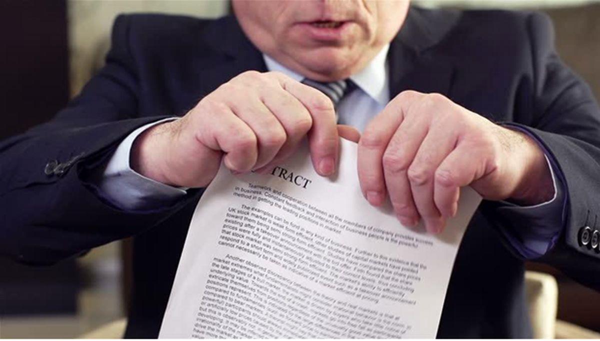 فسخ قرارداد اجاره توسط مستاجر
