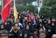 راهپیمایی بزرگ جاماندگان اربعین حسینی در تهران آغاز شد