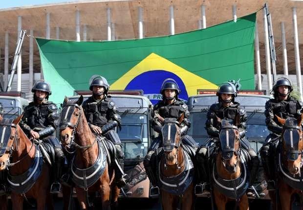 کشته شدن یک نفر در درگیریهای هواداران دو تیم فوتبال برزیلی
