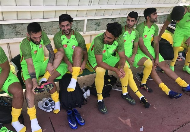 اسامی بازیکنان نفت تهران اعلام شد