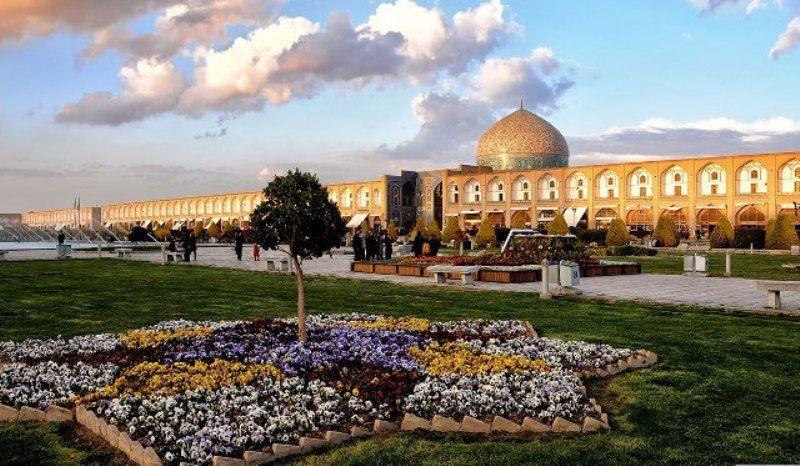 هوای اصفهان پاک است / شاخص کیفی هوا 48