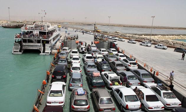بیش از 70 هزار نفر  طی سه روز به جزیره قشم سفر کردند