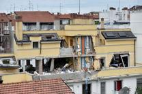 انفجار در میلان عدهای کشته و زخمی برجای گذاشت