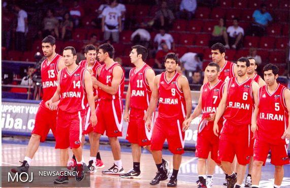 اسامی بازیکنان بسکتبال ایران برای مسابقات آسیا چلنج اعلام شد