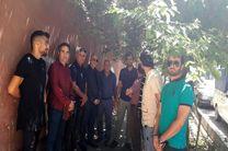 طلبکاران نفت با درهای بسته این باشگاه روبهرو شدند