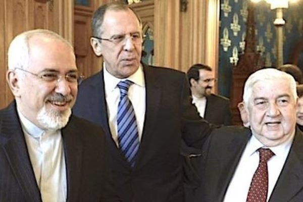 لاوروف: نشست سوریه- ایران- روسیه پیامی قاطع برای آمریکا دارد