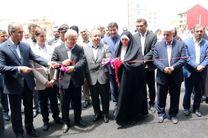 رونمایی از ۶ دستگاه خودروی نیمه سنگین آتش نشانی/ایستگاه۱۴ آتش نشانی شهرداری رشت افتتاح شد