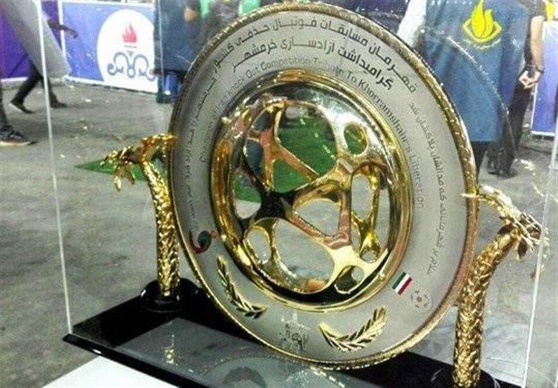 برنامه کامل مرحله یک هشتم نهایی جام حذفی فوتبال
