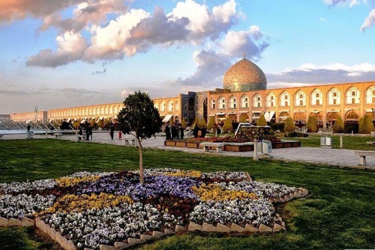 هوای اصفهان همچنان در شرایط سالم است