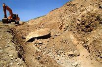 آغاز عملیات آبخیزداری در شهرستان بندرلنگه