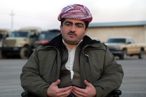 فرمانده پیشمرگ خواستار مداخله آیت الله سیستانی در بحران کرکوک شد