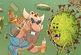 رستم و زکریا علیه کرونا/ گنجینه موزه به منازل مردم می رود+فیلم