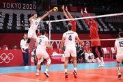 نتیجه بازی والیبال ایران و کانادا/ ایران ۰ کانادا ۳
