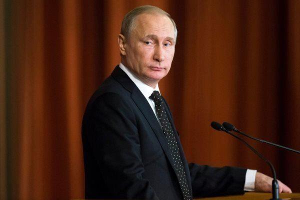 ولادیمیر پوتین:در عملیات شرق و غرب فرات پیروز شدیم