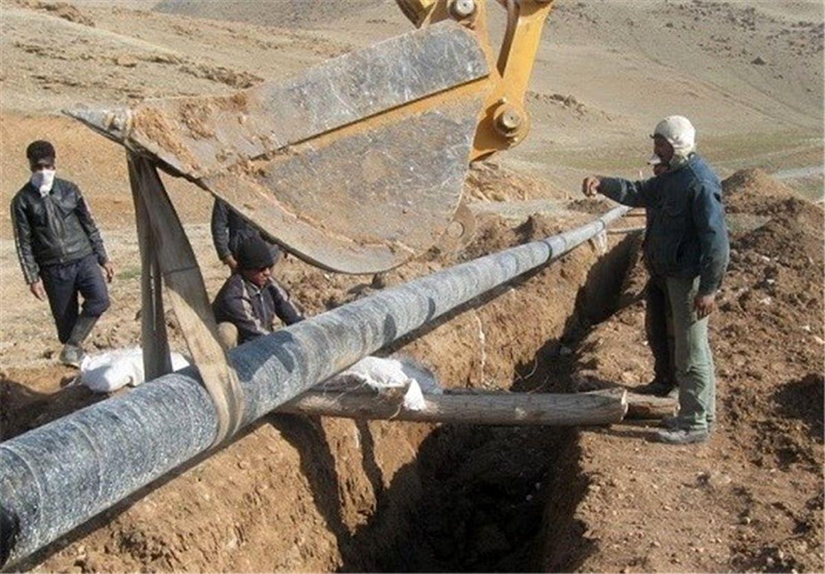 بیش از 1400 روستای کردستان از نعمت گاز طبیعی برخوردارند