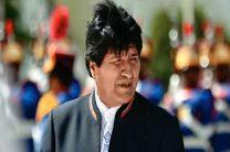 رئیس جمهوری بولیوی تهدید به مرگ شد