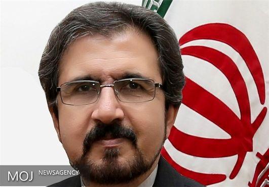 ابراز نگرانی انگلستان از نقش سازنده ایران در منطقه جای تاسف دارد