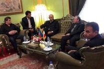 جمهوری آذربایجان آماده همکاری فرهنگی با اصفهان است