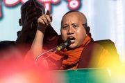 حکم بازداشت راهب تندروی میانماری صادر شد