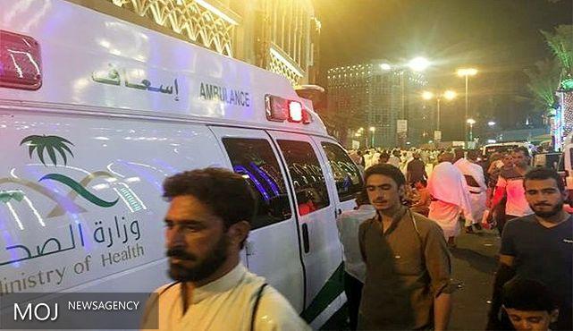 ناتوانی سعودی ها در تامین امنیت زائران خانه خدا + عکس