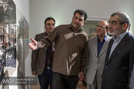 افتتاح نمایشگاه عکس موصل از جنگ تا زندگی