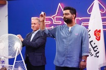 برنده خوش شانس جایزه یک میلیارد ریالی جشنواره همراه بانک ملت مشخص شد