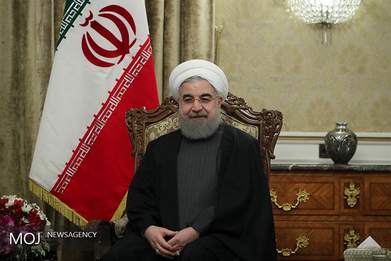 روحانی «قانون بودجه 96 کل کشور» را ابلاغ کرد