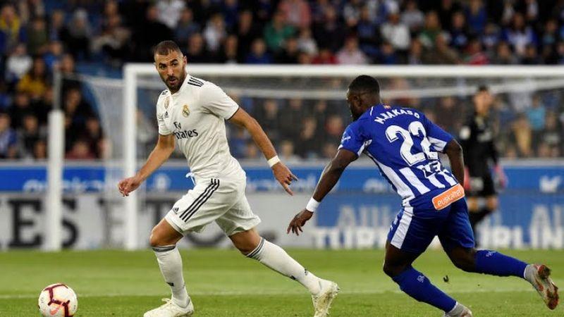 ساعت بازی رئال مادرید و آلاوس مشخص شد