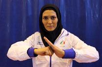 الهه منصوریان نخستین پیروزی سانداکاران ایران را کسب کرد