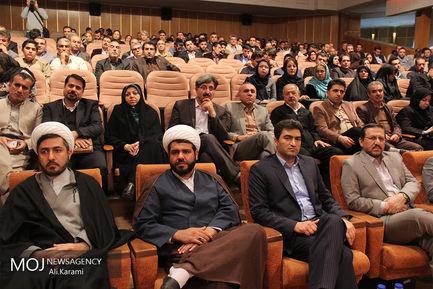 تکریم و معارفه مدیر کل ارشاد استان کردستان