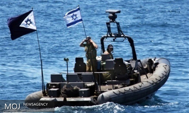 تجاوز صهیونیست ها به حریم دریایی لبنان