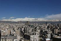 کیفیت هوای تهران در 27 بهمن 97 پاک است