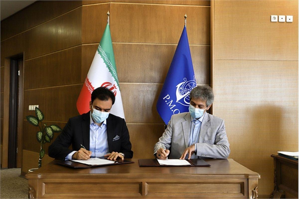 قرارداد ساخت سیلوی ۳۰ هزار تنی غلات در بندر نوشهر امضا شد
