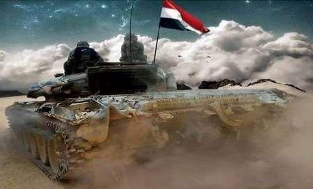 ارتش و نیروهای مسلح سوریه به مرز عراق رسیدند