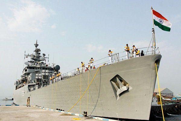 خرید کشتی روسی از سوی هند