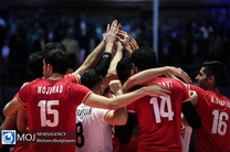 تقدیر هیات دولت از موفقیت های تیم ملی والیبال ایران