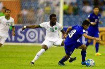 بازی تیم ملی روسیه و عربستان آغاز شد