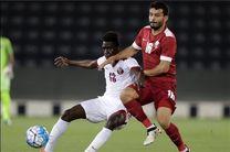پیروزی قطر در دیداری دوستانه پیش از رویارویی با ایران