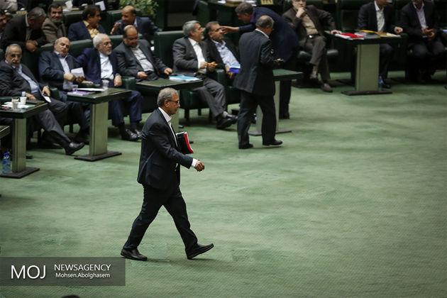 ربیعی اولین وزیر استیضاح شده دولت دوازدهم
