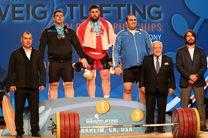 سخنگوی وزارت امور خارجه قهرمانی تیمملی وزنه برداری را تبریک گفت