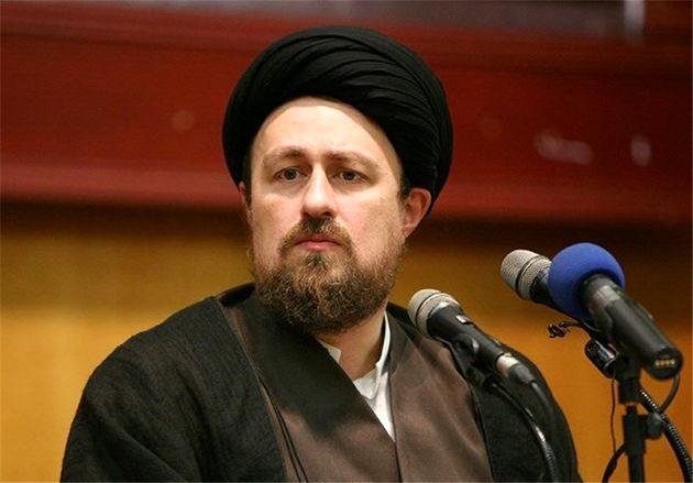 سیدحسن خمینی حادثه تروریستى امروز تهران را تسلیت گفت