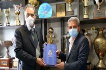 ناصر فریاد شیران به عنوان مدیر آکادمی باشگاه استقلال منصوب شد