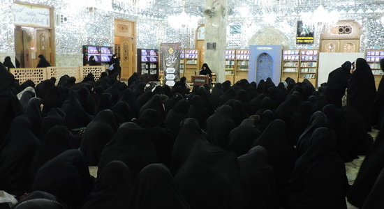 فرهنگ زیارت، فرصت و بستری است که در پناه آن می توان اسلام ناب محمدی را در جامعه ترویج کرد