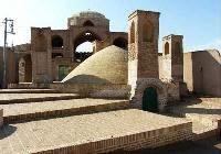 8 اثر تاریخی در شهرستان اردستان مرمت می شود