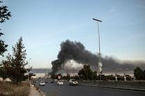 هدف قرار گرفتن یک هواپیمای باری در لیبی