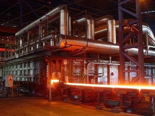 مجوز تاسیس یک کارخانه 500 هزار تنی فولاد گرم در خوزستان صادر شد