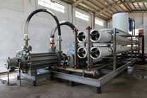 احداث سه دستگاه آب شیرین کن در غرب و مرکز هرمزگان