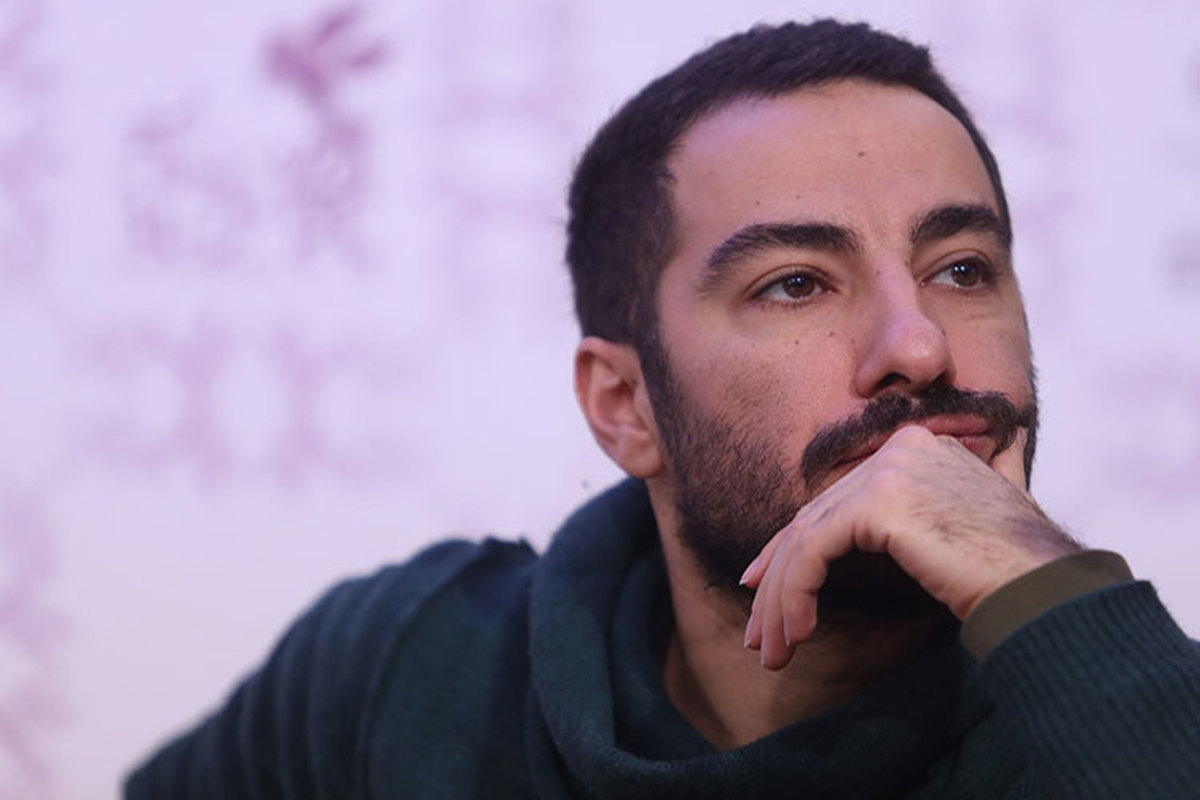 توقف فیلمبرداری فیلم سینمایی شب، داخلی، دیوار به دلیل ابتلا نوید محمدزاده به کرونا