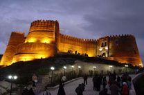 عملیات مرمت قلعه تاریخی فلک الافلاک خرم آباد آغاز شد